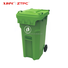 Reasonable Price Eco-Friendly EN840-5 Dustbin With Dot Logo