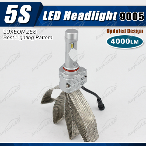 5S 9005 4000lm auto head light LED car toyota crown headlight