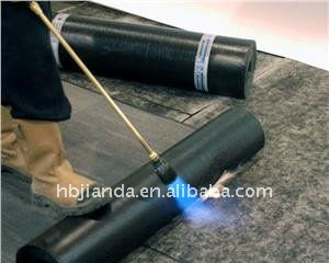 China top brand SBS modified bitumen waterproof membrane Asphalt roll