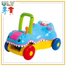 Multifunctional imitation plastic toys funny baby moon walker