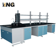 LF002 university physics pathology chemistry dental steel used school lab furniture prices for sale