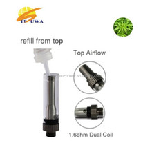Factory price wholesale 2015 hot selling new CBD cartridge vape pen THC Tank ce4 atomizer