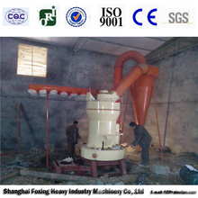 Complete coal grinding system include coal crusher+coal mill+dust collector+feeder+cyclone