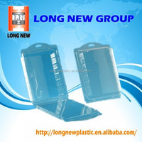 E packaging boxes for mugs blister card packaging varnish