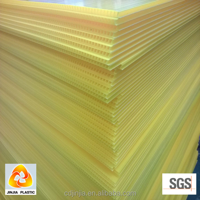 pp coroplast sheets corrugated plastic signs boards