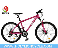 new high quality mountain bike/aluminum alloy/bicycle/MTB