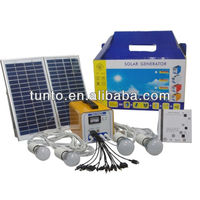 10kw 100kw home supply power off grid solar system
