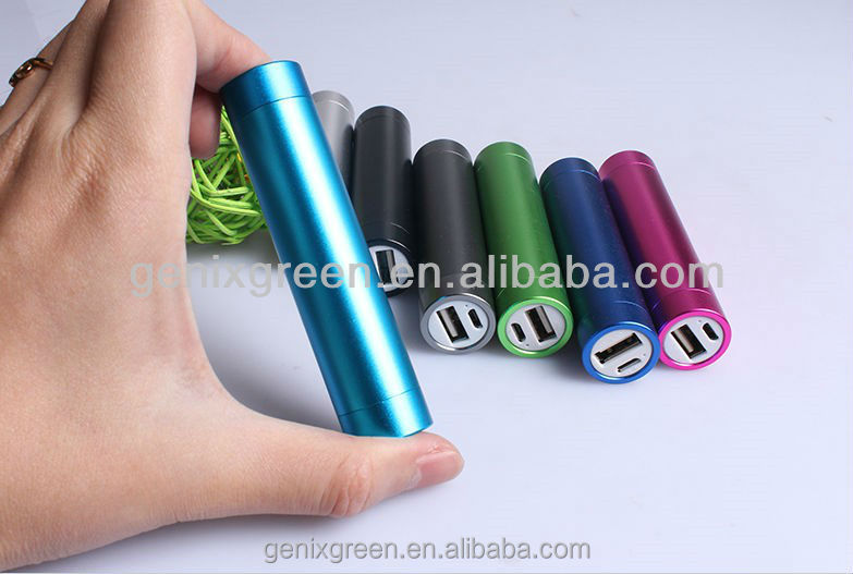 2600mAh powerbank new arrival fashion only for mobile power bank