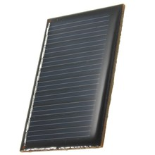 Polycrystalline Mini Solar Panel Module Solar System Solar Epoxy Charger DIY With Wires