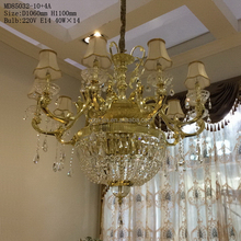 Modern hot selling old chandelier crystals
