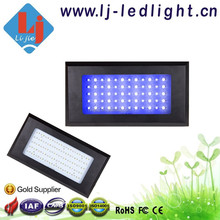 Saltwater Fish Tank LED Aquarium Light 60*3W LED Aquarium Lighting 180 w for Fish Coral Reef B/W=1:1
