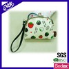 pretty pvc lady's coin wallet/cluth purses/clip purse