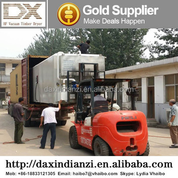 DX-4.0III-DX Hot selling vacuum industry wood dryer / wood plate dryer