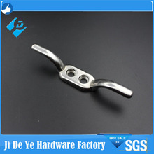 Vessel hardware stainless steel 316 boat tire cleats