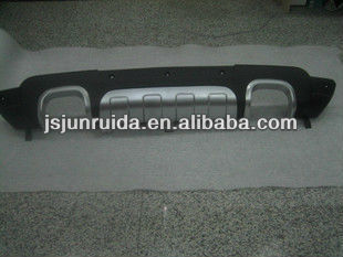 rear plastic bumper guard for kia sportage 2013