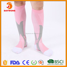 Unisex Leg Support Stretch Outdoor Sport Socks Recovery Performance Compression Socks Snowboard Long Christmas running sock