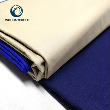 Manufacturer uniform plain dyed suit fabric tr poly viscose fabric tr wool fabric