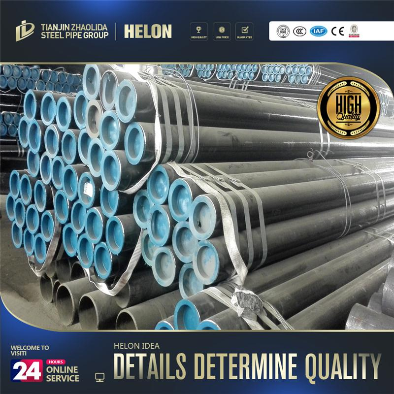 API 5L ASTM A106 A53 seamless steel pipe used for petroleum pipeline g3445 stkm12c carbon steel tubes