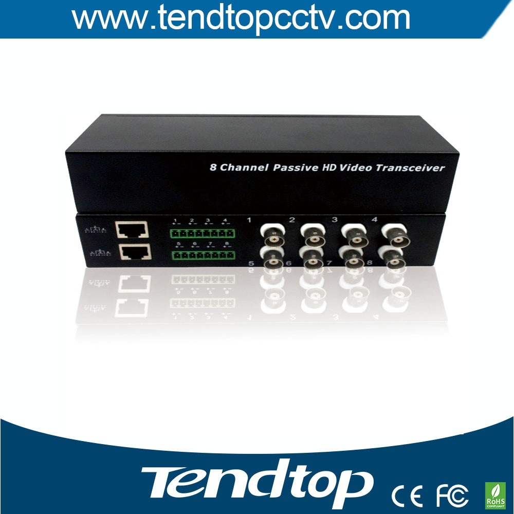 Modern Design Video sender For your HD TVI CVI AHD Cameras and DVRs