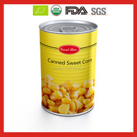 Best Quality Canned vegetables/Canned Sweet Corn Kernels Factory