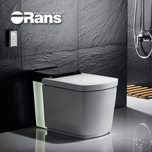 orans intelligent smart toilet with automatic operation western sytle standard size