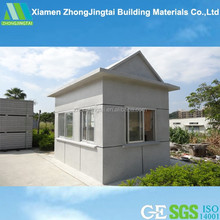 Best seller building materials eps waterproof garage wall covering panels