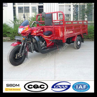 SBDM Chongqing Water Cooled Motorized Adult Tricycle for Sale