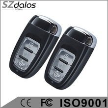 new auto device talking car alarm with anti-collision system car alarm