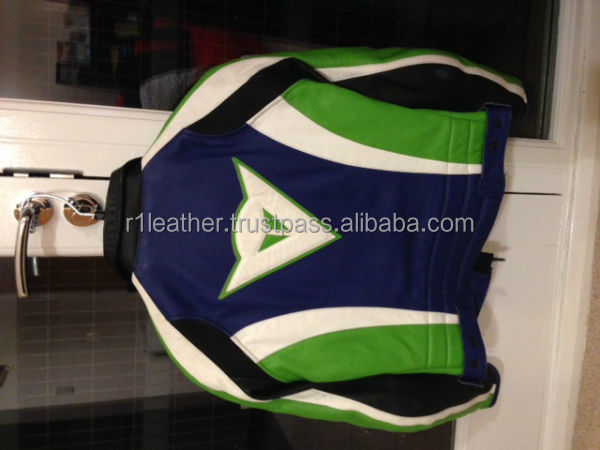Leather Motor Bike Jacket,Leather Racing Jacket
