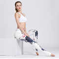 OEM Digital Print Sporting Women Sexy Fitness Legging For Women