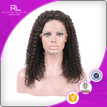 Newest best price human hair silk top full lace parts wig