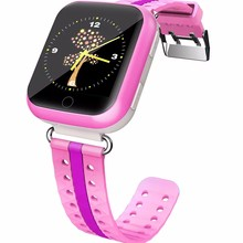 kids smart watch mobile sim card gps tracker SOS watch phone