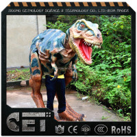 Cetnology new style light weight T-Rex costume for show