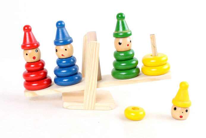 new design wooden puzzle toy for kids 2014