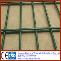Double Wire Fence/Welded Wire Mesh Fence/Bilateral Wire Mesh Fencing(Guangzhou factory)