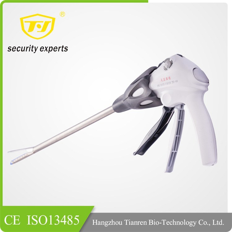 reloadable disposable surgical linear cutter Endoscopic Stapler equipment with OEM service