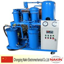CQNK Series TYA Single stage vacuum lubrication waste oil filter system