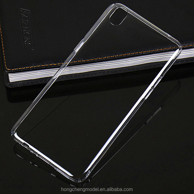 For Oppo F1 Plus Mobile Phone Case Transparent Crystal Clear Plastic Back Cover