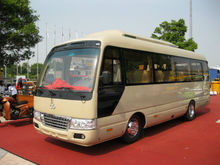 coster bus ,7.5metrs