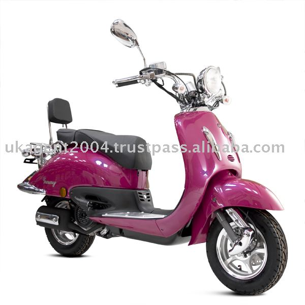 Lexmoto Tommy 125 Gas Scooters
