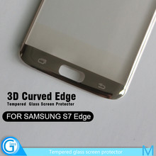2016 Newest S7 edge Screen Protector for Samsung S7 edge Tempered glass