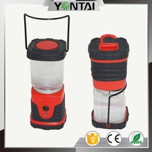 2015 camping gear fashion designed high power led lantern