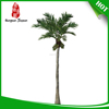 fiberglass artificial king coconut tree/ artificial plant / hot selling outdoor coconut palm tree for outdoro decoration