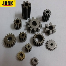 customized powder metallurgy sintered gear small size