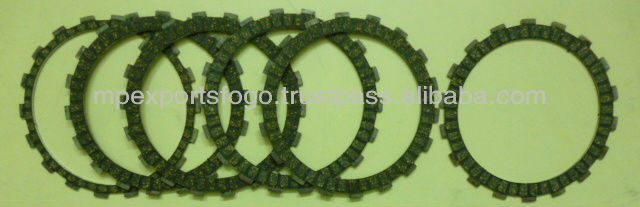 TVS KING CLUTCH PLATE