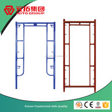 Hot sell Power coated Scaffolding ladder frame from ADTOGROUP