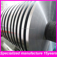 double sided Aluminium cable strip/ Aluminium Cable Tape for cable insulation