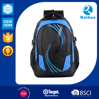 New Arrival High Standard Classic Design Backpack With Printing