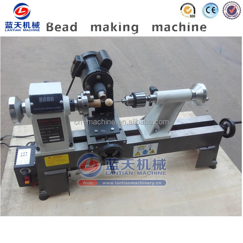 Simple Operation machinery wood little lathes