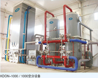 small and middle scale liquid air separation equipment